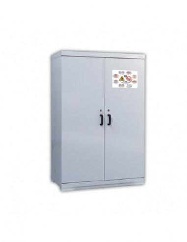 armoire-forte-Armoire De Sécurité En 14470-1 90 Minutes - Haute 2 Portes Largeur 900 Mm - Sans Équipements Intérieurs -795+900
