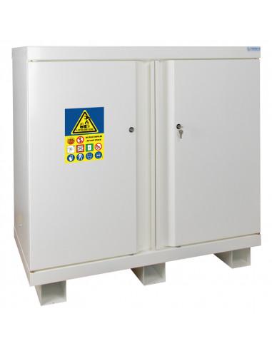 armoire-produits-chimique-Armoire De Sécurité - Comptoir 2 Portes À Équiper -793+Li