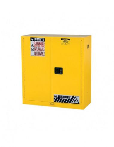 armoire-forte-Armoire De Sécurité Fm Pour Produits Inflammables - Comptoir 2 Portes - Sb30