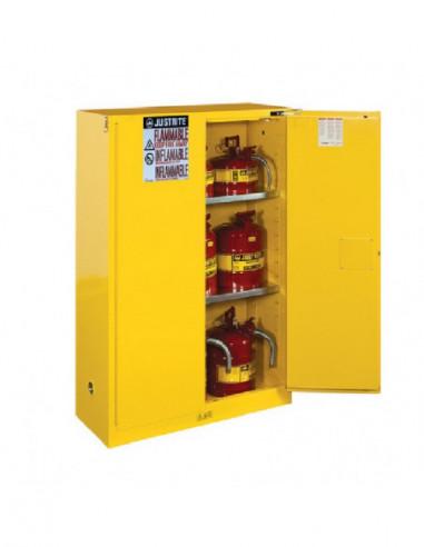 armoire-forte-Armoire De Sécurité Fm Pour Produits Inflammables - Haute 2 Portes - Mc45