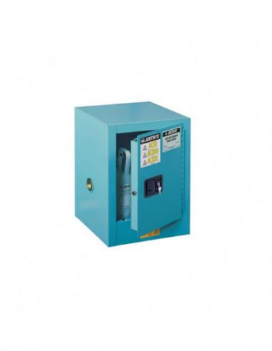 armoire-forte-Armoire De Sécurité FM Pour Acides Ou Bases - Sous-Paillasse 1 Porte - B04M