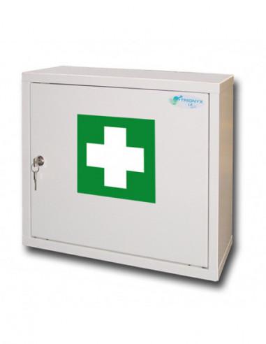 armoire-forte-Armoire Murale À Pharmacie - 2 Tablettes - MF15