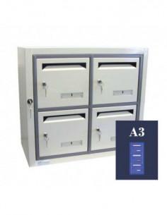 boites-aux-lettres-interieures-Boite Aux Lettres Gamma 34...