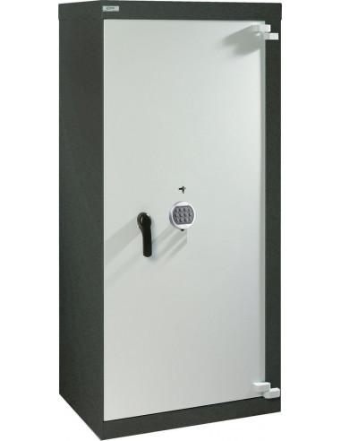 armoire-forte-Armoire Forte Acial Serenity® 1 Porte Serrure À Clé Et Électronique C12gse