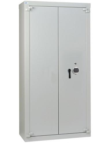 armoires-de-securite-Armoire Forte Acial Serenity® 2 Portes Serrure À Clé Et Électronique C17gse