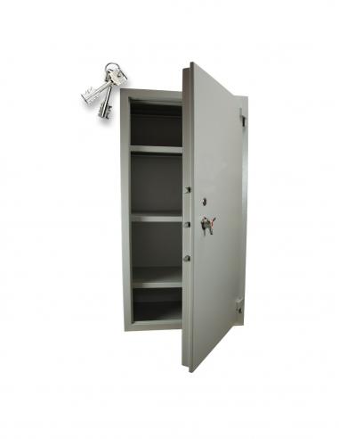 armoire-de-securite-Armoire Forte Blindée Icare-Safe Classe C Serrure A Clé Argos 495