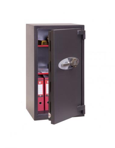 coffre-fort-ignifuge-30-minutes-Coffre Fort Ignifuge Phoenix Safe Elara HS3553E Classe 3(serrure électronique)