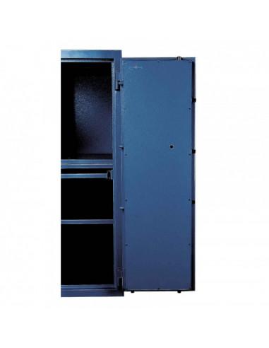 armoires-a-fusils-ignifuges-Armoire Forte À Fusils Anti-Feu Wt617 Serrure À Clé + Serrure Mécanique