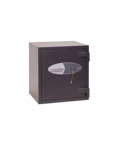 coffre-certifie-pour-tabac-Coffre Fort Mercury À Serrure à clé Hs2051k