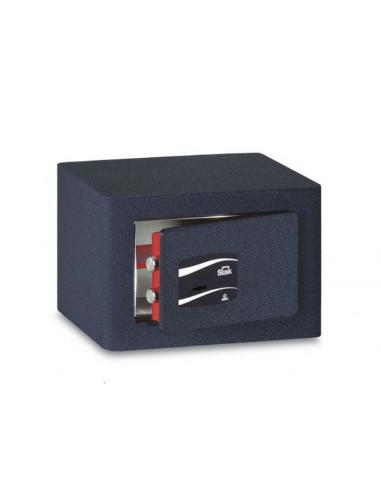 mini-coffre-fort-Coffre Fort Mobile Monolithique Serrure À Clef Série 300 Stark 301