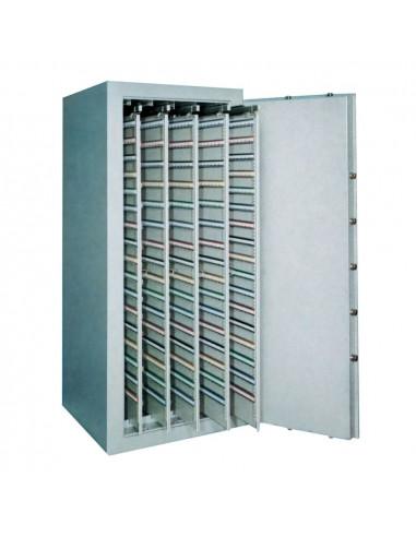 armoire-forte-Armoire À Clés Rottner Std 3360 El Premium Serrure Électronique