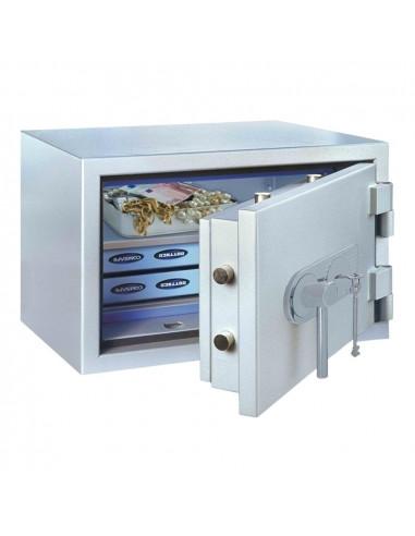 coffre-fort-Coffre Fort Rottner Super Paper 40 Premium El Serrure Électronique