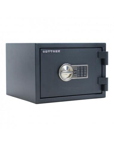 coffre-fort-Coffre Fort Rottner Firechamp 30 Serrure Électronique