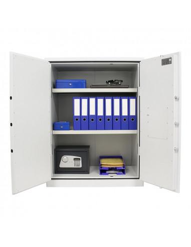 armoire-forte-Armoire De Sécurité Rottner Office 2 Premium El Serrure Électronique