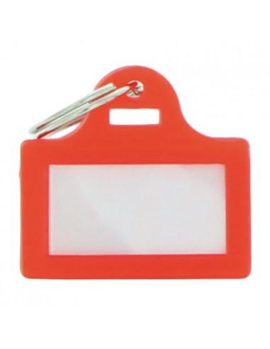 accessoires-Porte Clés Rottner Quer Rouge