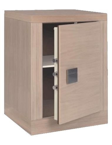 meuble-coffre-fort-Meuble Blindé Serrure À Clé Double Carte Série 3207mcw_Rs_Vp_Red Stark 309mcrs