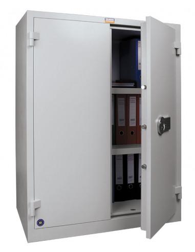 armoire-de-securite-Armoire Forte Ignifuge Icare-Safe Classe S2 Serrure Electronique First-Fire FF90B