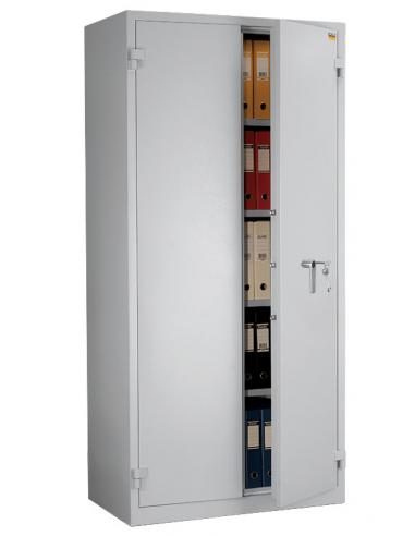 armoire-de-securite-Armoire Forte Ignifuge Icare-Safe Classe S2 Serrure A Clé First-Fire FF90D