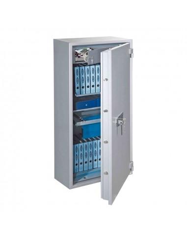 armoire-forte-Armoire Ignifuge Rottner Paper Norm Premium 150 Serrure À Clé
