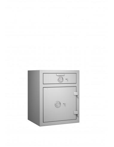 coffre-certifie-pour-tabac-Coffre Fort Hartmann Tresore Zephir Depôt 1403 Classe 3 Serrure À Clé