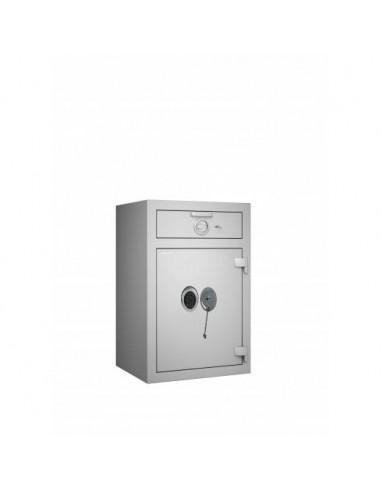 coffre-certifie-pour-tabac-Coffre Fort Hartmann Tresore Zephir Depôt 802 Classe 2 Serrure À Clé + Électronique