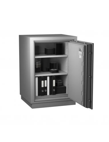 armoire-de-securite-Armoire Forte Hartmann Tresore Média Duo 2240 Classe 2 Serrure À Combinaison Électronique