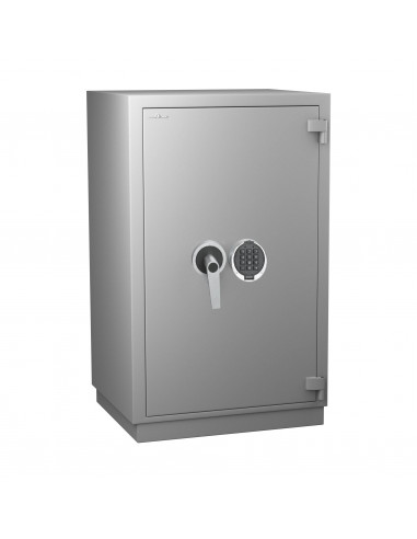 armoire-de-securite-Armoire Forte Hartmann Tresore Média Duo 1430 Classe 1 Serrure À Combinaison Électronique