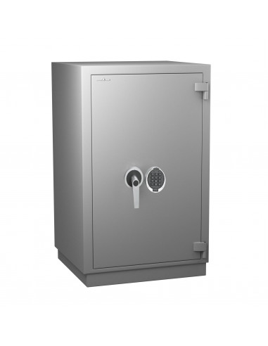 armoire-de-securite-Armoire Forte Hartmann Tresore Média Duo 1280 Classe 1 Serrure À Combinaison Électronique