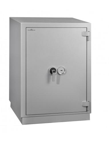 armoire-de-securite-Armoire Forte Hartmann Tresore Média Duo 1240 Classe 1 Serrure À Clés