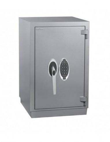 armoire-de-securite-Armoire Forte Hartmann Tresore Média Duo 1175 Classe 1 Serrure À Combinaison Électronique