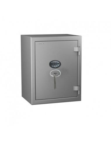 coffre-fort-Coffre fort hartmann tresore gamme zephir duo4101 classe 4 serrure à clés+électronique