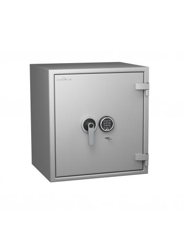 coffre-fort-ignifuge-60-minutes-Coffre Hartmann Tresore Gamme Protect Duo93 Classe 1 Serrure À Clés + Électronique