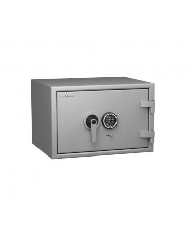 coffre-fort-ignifuge-60-minutes-Coffre Hartmann Tresore Gamme Protect Duo54 Classe 1 Serrure À Clés + Électronique