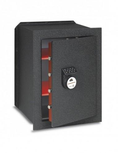coffre-fort-encastrable-emmurer-Coffre Fort À Emmurer Combinaison Électronique Digitale Série 450 Stark 457np