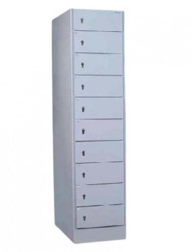 armoire-de-securite-Armoire De Service Fichet Bauche 10 Colonne de Service Chargement Dorsal CDS10