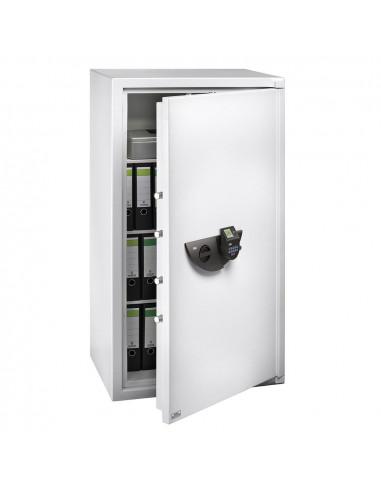 armoire-de-securite-Armoire Forte Blindée Burg Wachter OL 824 E FP Officeline Serrure Electronique + Empreinte Digitale