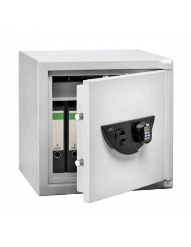 armoire-de-securite-Armoire Forte Blindée Burg Wachter OL 801 E FP Officeline Serrure Electronique + Empreinte Digitale