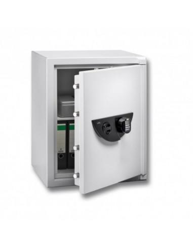 armoires-de-securite-Armoire Forte Burg Wachter OL 802 E FP 300 Officeline Serrure Electronique + Empreinte Digitale