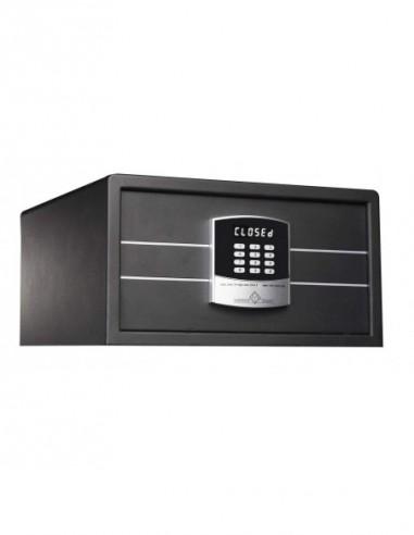 coffre-fort-Coffre Fort De Sécurité Pour Hotel Hs458-02 Serrure Electronique + Clés De Secours