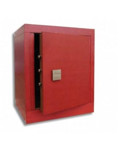 meuble-coffre-fort-Meuble Blindé Serrure À Clé Double Carte Série 3207mcw_Rs_Vp_Red Stark 308mcred
