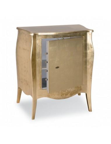 meuble-coffre-fort-Meuble Blindé Serrure À Clé Double Carte Série 308mcfda - 308mcgold Stark 308mcgold