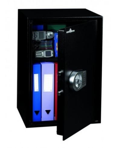 coffre-fort-Coffre Fort De Sécurité Ht 70 N4 Serrure Electronique