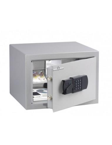 mini-coffre-fort-Coffre Fort De Sécurité Anti-Feu Mb 30 G4 Serrure Electronique
