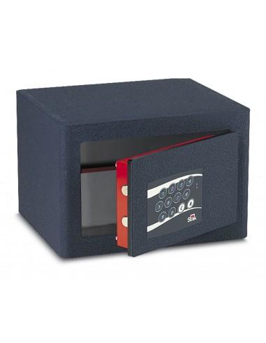 mini-coffre-fort-Coffre Fort Mobile Monolithique Combinaison Électronique Digitale Motorisée Série 350 Stark 353
