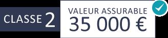 Classe 2 : 35 000 €