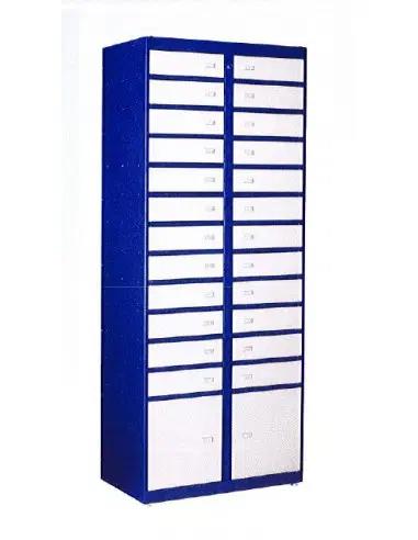 armoires à casiers de rangement